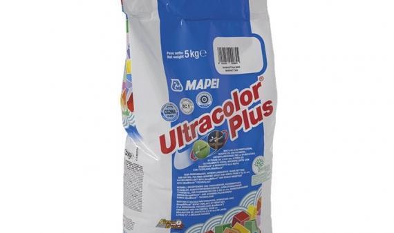 Mapei ultracolor plus 112 grigio medio 5kg universo - Colla per piastrelle mapei ...