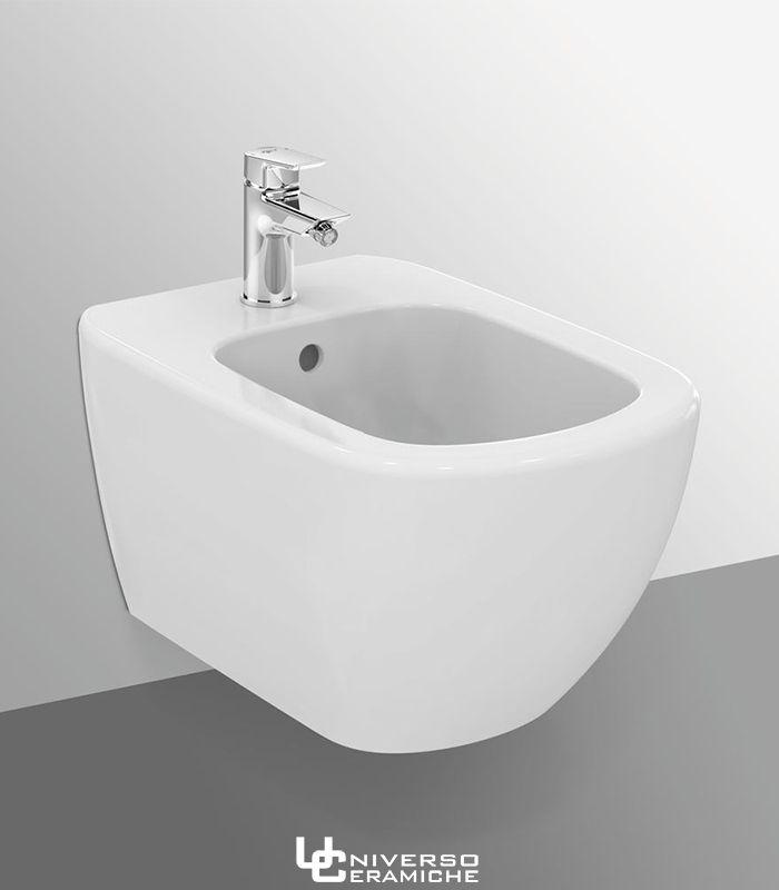 ideal standard serie tesi sanitari sospesi aquablade